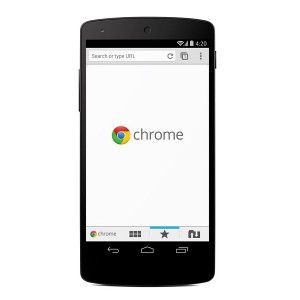 google-chrome-browser-for-android