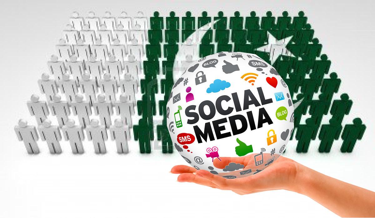 Pakistan social media