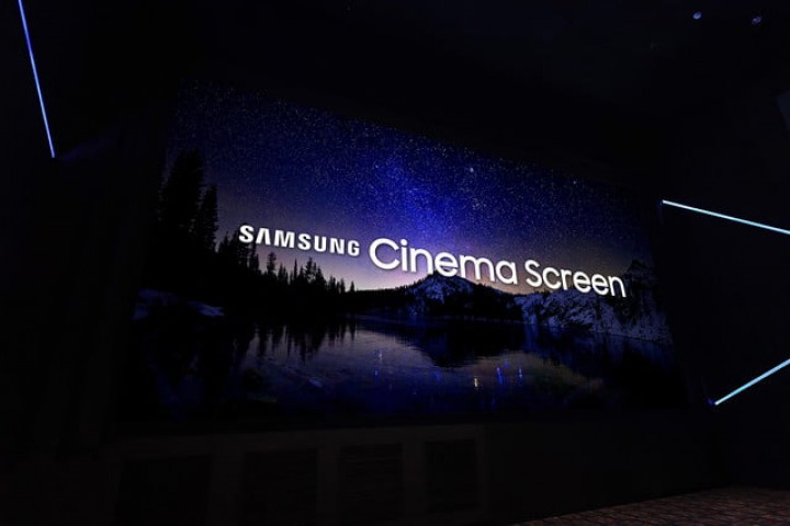 Samsung Launches a Massive 34-foot Cinema LED Screen