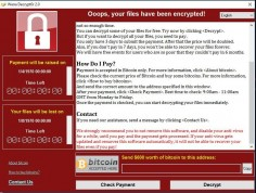 How to stay safe during the outbreak of WannaCry ransomware?
